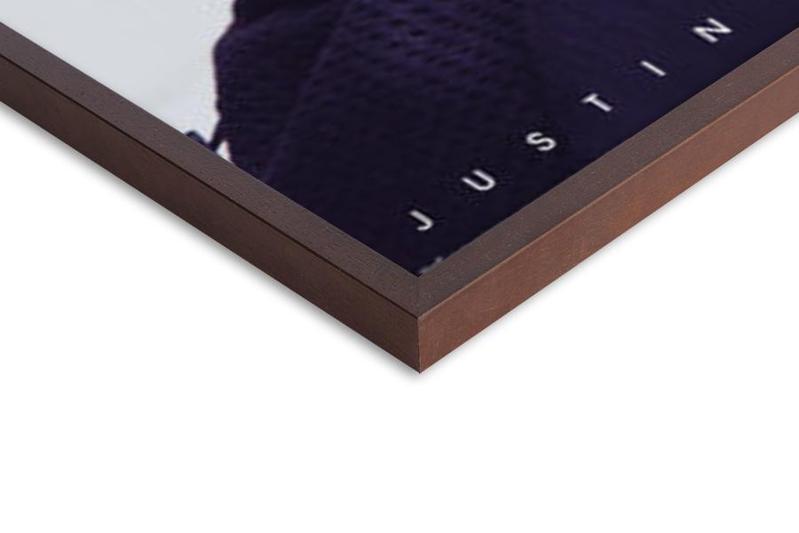 Justin Bieber - Window Poster
