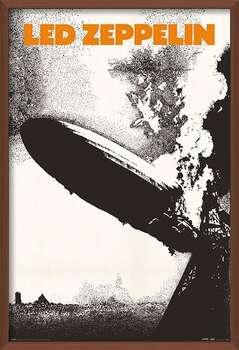 Framed Poster Led Zeppelin - Led Zeppelin I
