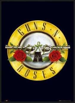 Framed Poster Guns'n'Roses - logo