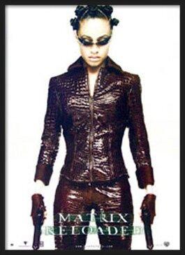 MATRIX - Niobe Poster