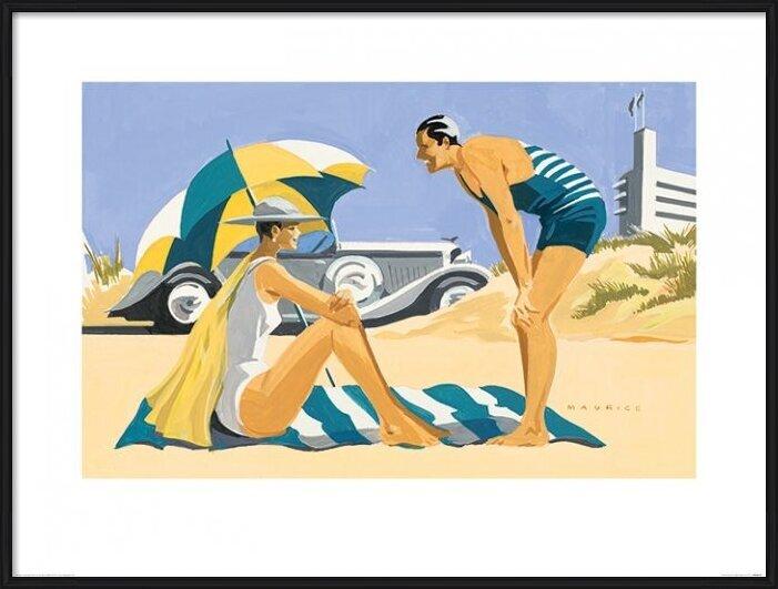 Mike Maurice - Sand Dunes Art Print