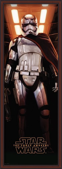 Star Wars Episode VII: The Force Awakens - Captain Phasma Poster