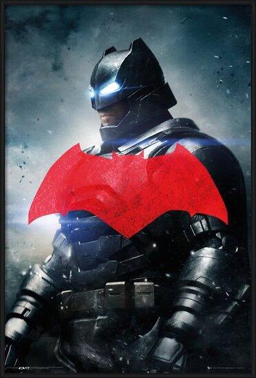 Batman v Superman: Dawn of Justice - Batman Solo Solo Poster