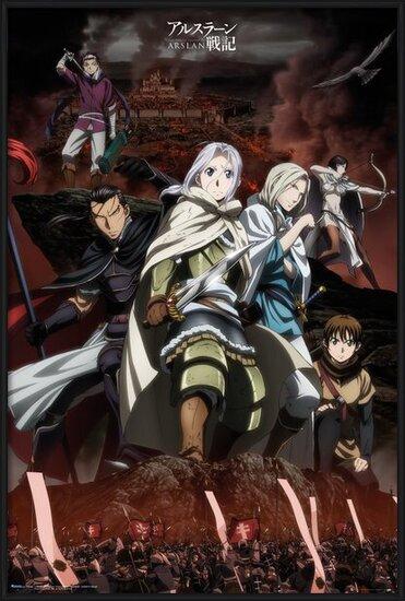 The Legend Of Arslan - Battle Poster