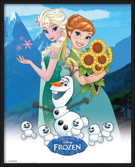 Frozen - Fever Poster