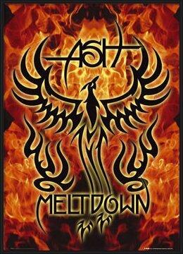 ASH - meltdown Poster