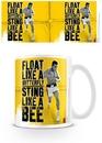 Muhammad Ali - Float like a butterfly,sting like a bee